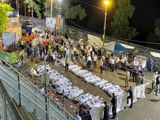 جزئیات کشته شدن دهها نفر در مراسم مذهبی اسرائیل زیر دست و پا