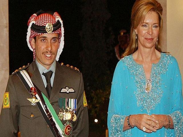 شاهزاده های اردن در حصر خانگی قرار گرفتند