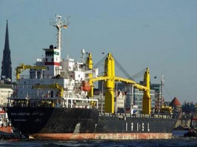 انفجار در یک کشتی ایرانی در دریای سرخ / عامل انفجار چه بود؟