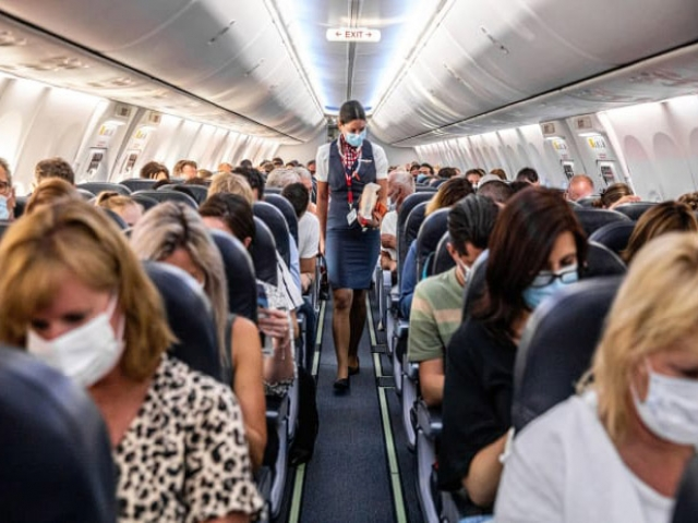 برای در امان ماندن از کرونا در هواپیما چه کنیم؟
