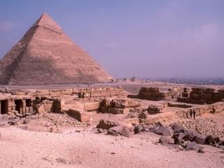 کشف شهر طلایی گمشده در مصر + عکس