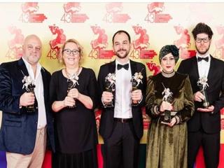 دو جایزه به فیلم ایرانی پسر در جشنواره فیلم مسکو