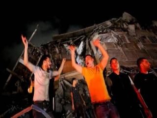 پیروزی فلسطین بر اسرائیل و جشن در خیابانهای فلسطین