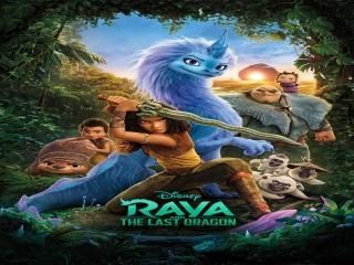 نگاهی به انیمیشن رایا و آخرین اژدها