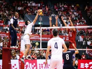 همه تقابل های والیبال ایران و ژاپن / مهدی زارعی