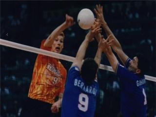 والیبال هلند و حسرت نتایج دهه 90