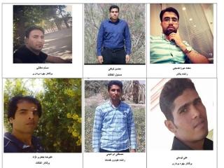 فوت شش نفر از نیروهای عملیاتی برق در سیل کرمان + عکس
