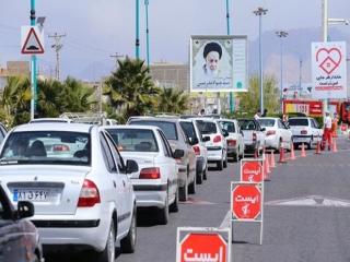 ممنوعیت و جریمه های سفر برای تعطیلات عید فطر