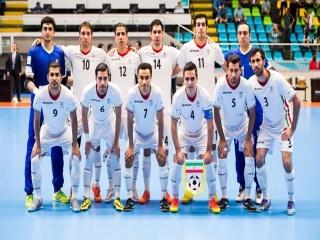 حریفان ایران در جام جهانی فوتسال مشخص شدند، هم گروهی با قهرمان دوره قبل