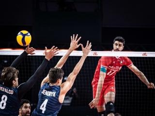 والیبال ایران چگونه به روند بردهای آمریکا خاتمه داد؟