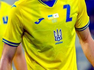 پیراهن جنجالی اوکراین؛ شعار حذف شود، نقشه بماند