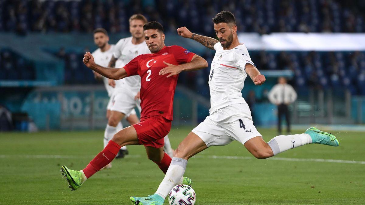 بازی ترکیه و ایتالیا در افتتاحیه یورو 2020