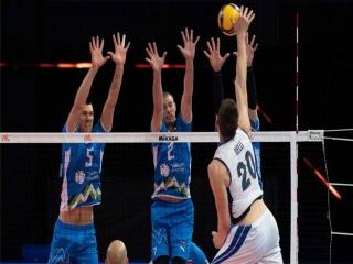 آشنایی با اسلوونی، پدیده رقابتهای لیگ ملتهای والیبال و حریف ایران