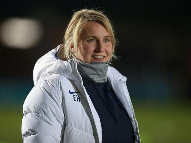 یک مربی زن در راه هدایت تیم ملی انگلیس؟