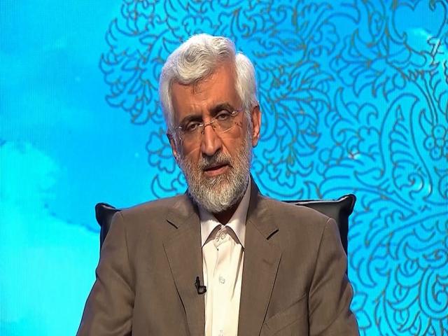 سعید جلیلی به نفع رئیسی انصراف داد