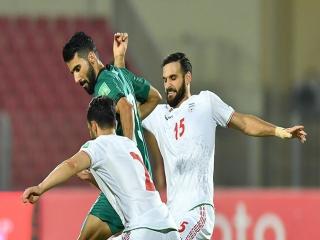 ایران 1 - عراق 0 / صعود بی اما و اگر ایران به مرحله نهایی انتخابی جام جهانی 2022