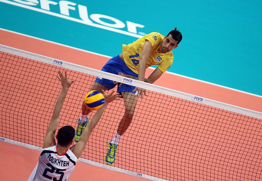 والیبال ایران در آرزوی شکستن طلسم هفت ساله مقابل برزیل