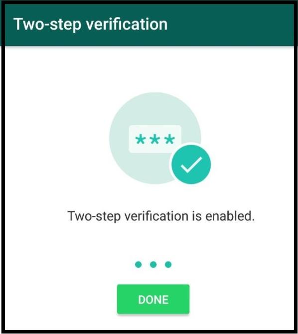 چگونه رمز واتساپ را غیر فعال کنیم