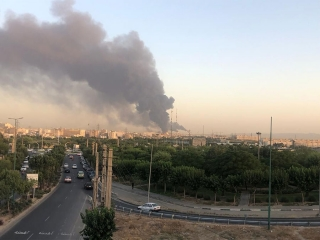 پلیس: در محدوده پالایشگاه تهران تجمع نکنید / به پمپ بنزینها هجوم نبرید