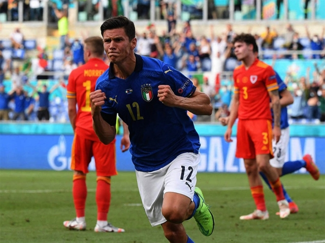 تکرار شیرین پیروزی های ایتالیا در یورو 2020
