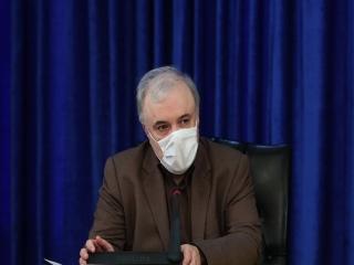 وزیر بهداشت خواستار لغو پروازها به مسکو و بالعکس شد