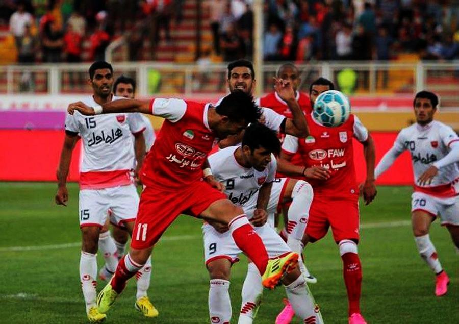پرسپولیس- تراکتور؛ 91 سال بعد از اولین سوپر جام ایران