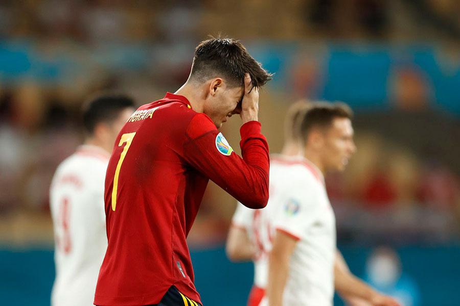 بحران در تیم ملی اسپانیا بعد از دومین تساوی