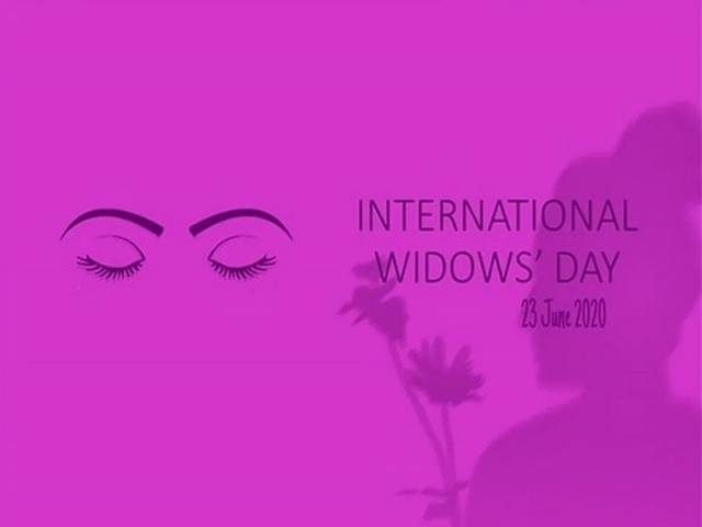 23 ژوئن ، روز جهانی زنان بیوه