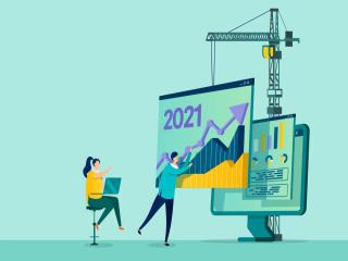 6 نکته مهم طراحی سایت در سال 2021