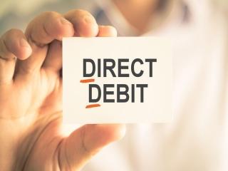 سرویس برداشت مستقیم از حساب (Direct Debit)