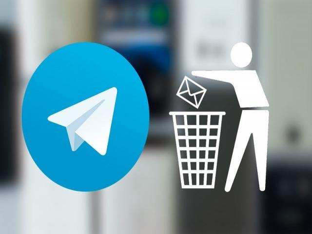 حذف اکانت تلگرام و روش پاک کردن کامل تلگرام