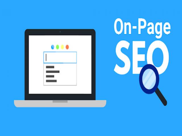سئو آن پیج on page چیست؟