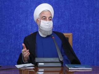 واکنش روحانی به حواشی قیمت واکسن : قیمت واکسن محل دعوا و نزاع نیست