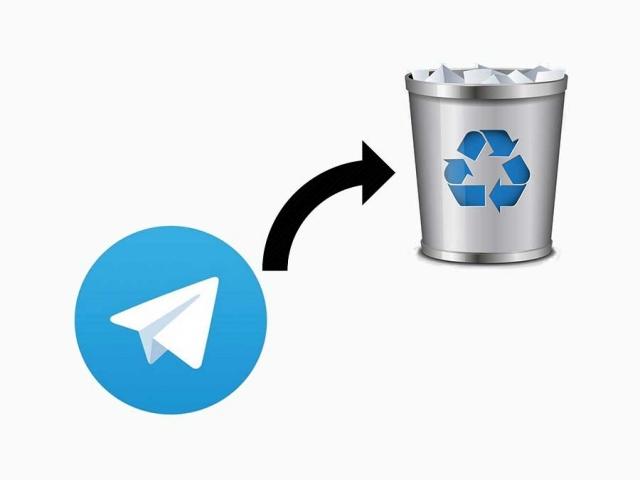 آموزش حذف کانال در تلگرام