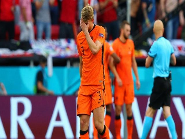 هلند اولین حذف شده بزرگ یورو 2020