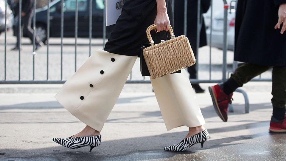 کفش پاشنه بلند مدل کوتاه