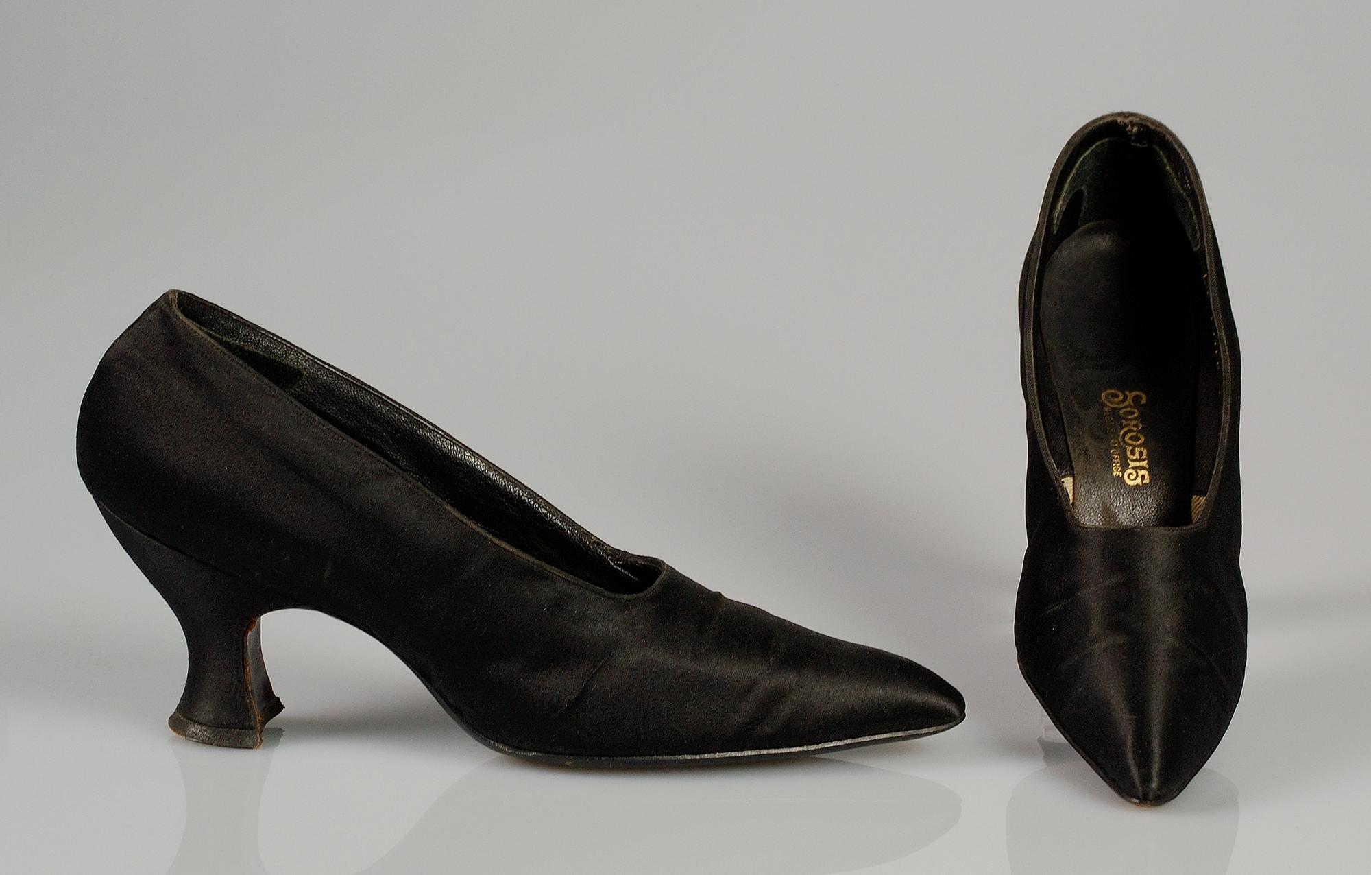 کفش پاشنه بلند مدل اسپول