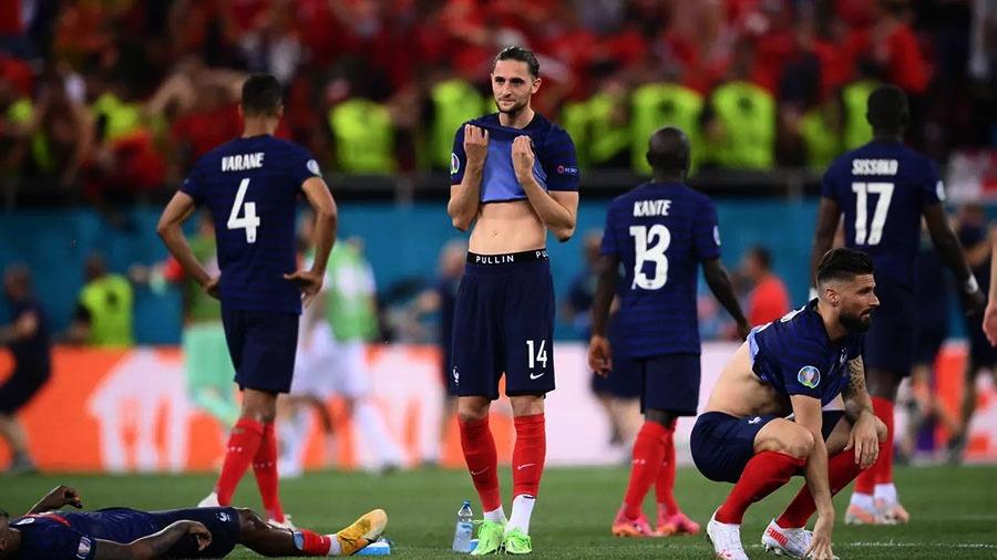 با حذف فرانسه سوئیس در یورو 2020 شگفتیساز شد