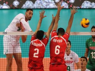 ایران- بلغارستان و پنج سال نبرد در لیگ جهانی والیبال