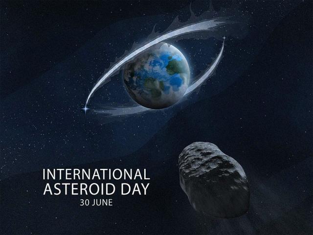 30 ژوئن ، روز جهانی سیارک