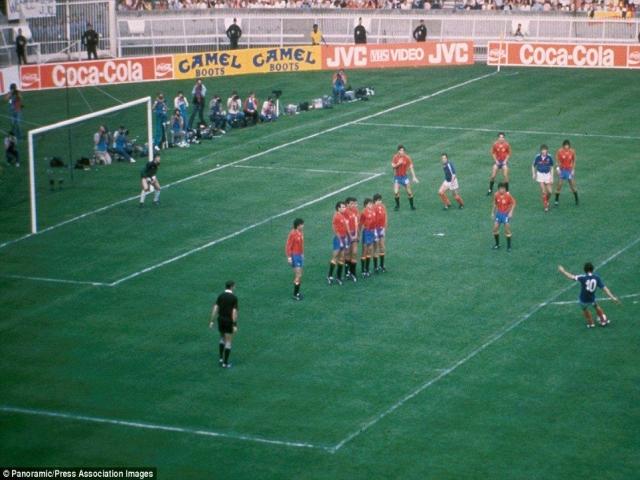 فرانسه 2020، فرانسه 1984؛ تفاوت های دو تیم ملی