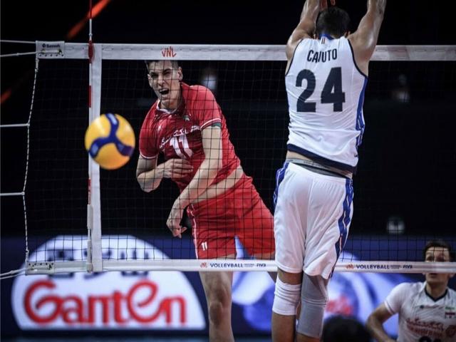 همه نبردهای والیبال ایران و ایتالیا تا امروز