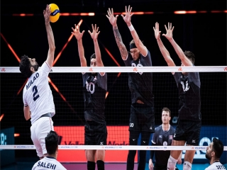همه نبردهای والیبال ایران و کانادا تا امروز