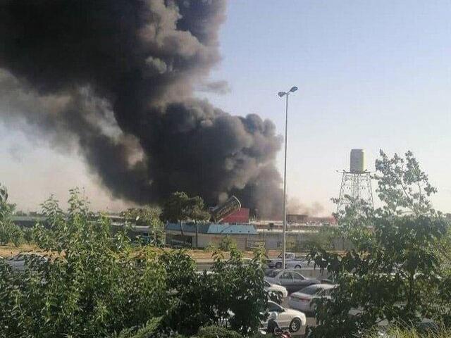 منشا دود غلیظ در غرب تهران اعلام شد