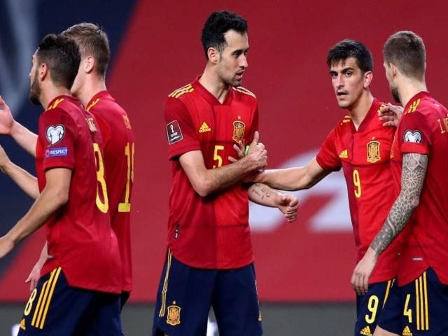 اسپانیا از یورو 2020 اخراج می شود؟
