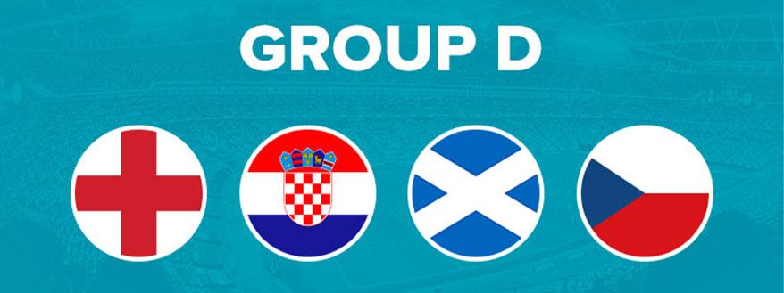 گروه D یورو 2020