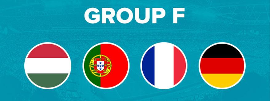 گروه F یورو 2020