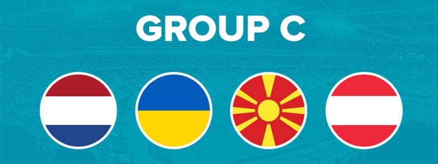 گروه C یورو 2020