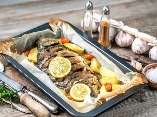 آشنایی با روش پخت انواع ماهی ها