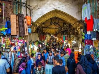 محله بازار تهران